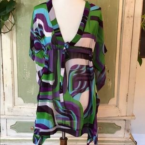 Mossimo one size beach cover up
